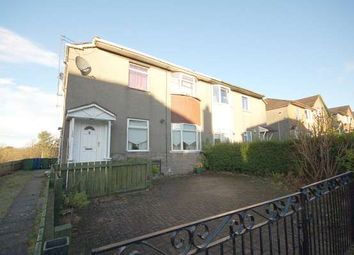 Thumbnail 2 bed flat for sale in 137 Croftwood Avenue, Croftfoot, Glasgow