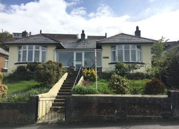 Thumbnail 2 bedroom detached bungalow for sale in New Road, Saltash