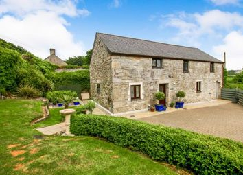 Thumbnail 4 bed barn conversion for sale in St. Stephen, St. Austell, Cornwall