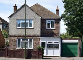 Thumbnail 3 bedroom detached house for sale in Brighton Road, Lower Kingswood, Tadworth, Surrey