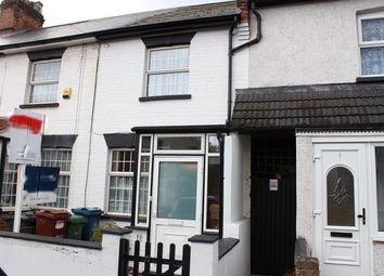 Thumbnail 2 bed terraced house for sale in Byron Road, Harrow Weald