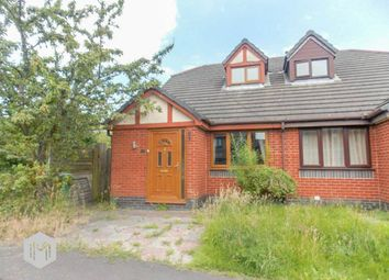 Thumbnail 2 bed semi-detached house for sale in Sevenoaks Drive, Bolton