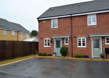 Thumbnail 2 bed end terrace house for sale in Ampleforth Lane, Hamilton, Leicester
