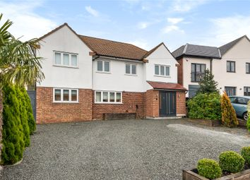 Thumbnail 4 bed detached house for sale in Barnet Drive, Bromley
