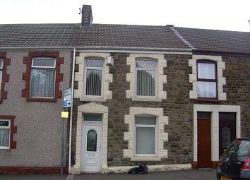Thumbnail 2 bedroom terraced house to rent in Cwm Level Road, Brynhyfryd, Swansea.