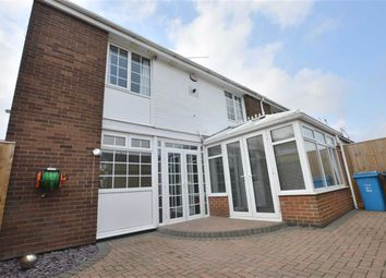 Thumbnail 2 bed property for sale in Dulverton Close, Bransholme, Hull