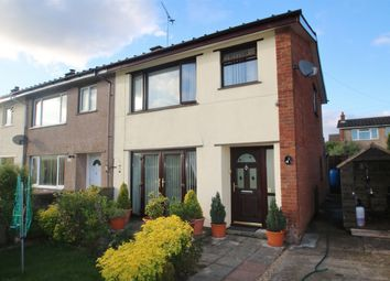 Thumbnail 3 bed semi-detached house for sale in Albert Road, Cinderford, Gloucestershire