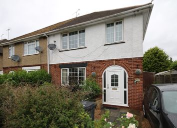 Thumbnail 3 bed semi-detached house for sale in Queen Mary Avenue, Camberley