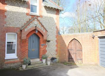 Thumbnail 4 bed semi-detached house for sale in Bishops Sutton Road, Bishops Sutton, Alresford