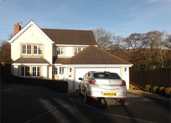 Thumbnail 5 bed detached house for sale in Henfelin, Garnant, Ammanford, Carmarthenshire