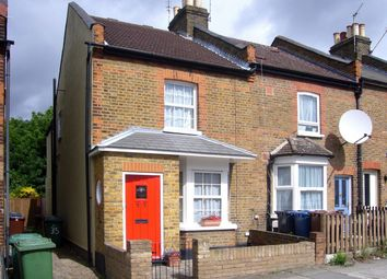 Thumbnail 2 bed terraced house to rent in Southern Place, Greenford Road, Sudbury Hill, Harrow