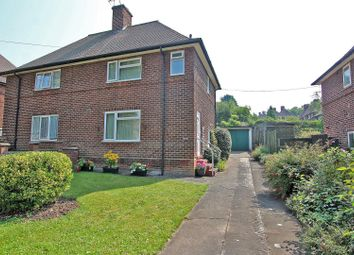 Thumbnail 3 bed semi-detached house for sale in Sneinton Dale, Bakersfield, Nottingham