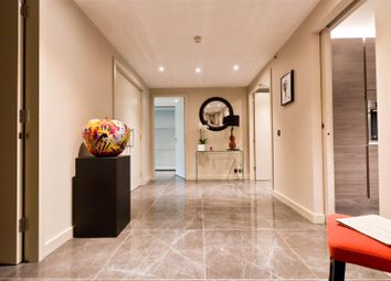 Thumbnail 3 bed flat to rent in St. Johns Wood Road, Regent's Park