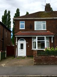 Thumbnail 3 bed semi-detached house to rent in Kenilworth Road, Scunthorpe