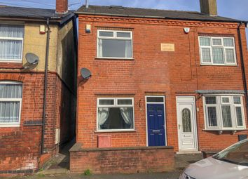 Thumbnail Semi-detached house for sale in Cemetery Road, Leabrooks, Alfreton