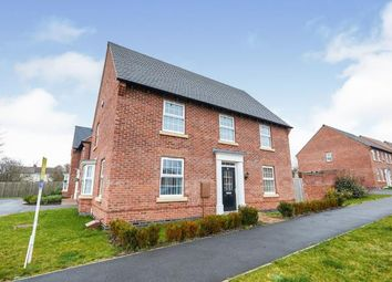 4 bed detached house for sale in Galloway Road, Drakelow, Burton On Trent, Staffordshire DE15