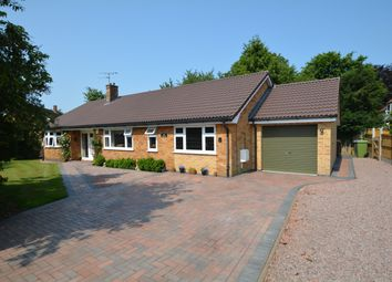 3 bed detached bungalow for sale in Gainsborough Road, Winthorpe, Newark NG24