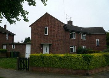 Thumbnail 2 bedroom semi-detached house to rent in Eastern Avenue, Dogsthorpe, Peterborough