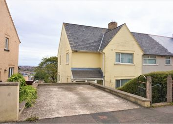 Thumbnail 3 bed semi-detached house for sale in Dudley Place, Barry