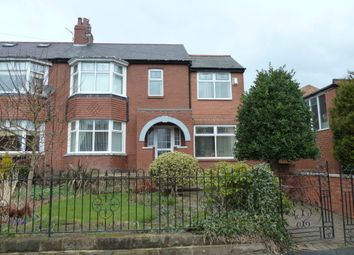 Thumbnail Semi-detached house to rent in Clovelly Gardens, Bedlington