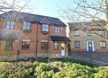 Thumbnail 2 bed semi-detached house to rent in Babylon Grove, Westcroft, Milton Keynes
