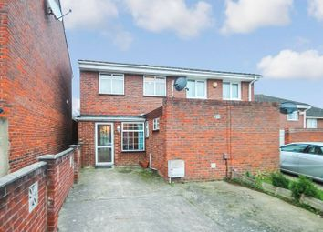 Thumbnail 3 bed terraced house for sale in Blenheim Road, Northolt