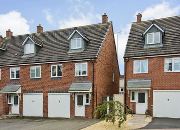 Thumbnail 3 bed property for sale in The Lindens, Rugeley