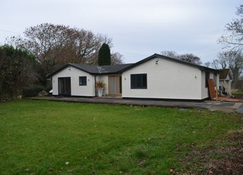 Thumbnail 3 bed detached bungalow to rent in Mile Road, Widdrington Morpeth