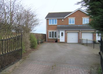 Thumbnail 3 bed semi-detached house for sale in North Villas, Dudley, Cramlington