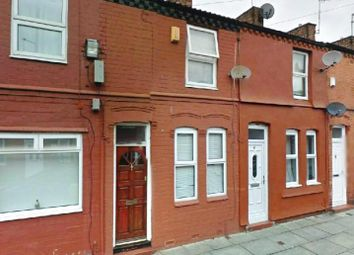 Thumbnail 2 bed terraced house to rent in Goswell Street, Wavertree