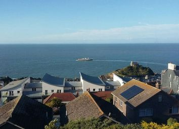 Thumbnail 1 bedroom flat to rent in Castle Hill, Ilfracombe