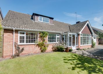 Thumbnail 5 bed detached bungalow for sale in Orchard Place, Mappleborough Green, Studley