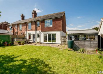 Thumbnail 4 bed semi-detached house for sale in Forstal Road, Egerton Ashford, Kent