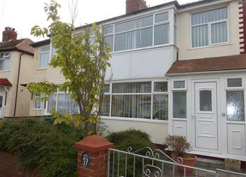 Thumbnail 3 bedroom property to rent in Gretna Crescent, Thornton-Cleveleys