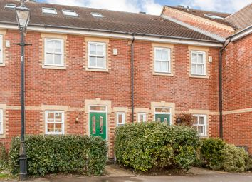 Thumbnail 4 bed terraced house for sale in Plater Drive, Oxford