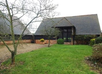 Thumbnail 5 bed barn conversion to rent in The Barn, Throwley, Faversham