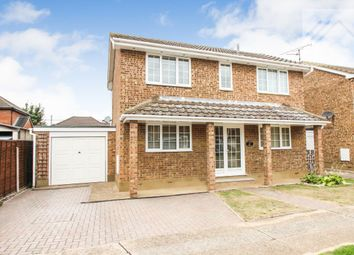 Thumbnail 3 bed detached house for sale in Eastfield Road, Canvey Island