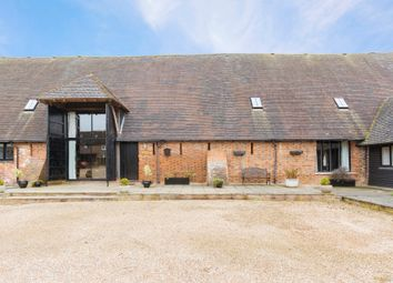 Thumbnail 5 bed barn conversion for sale in Pett Lane, Charing, Ashford