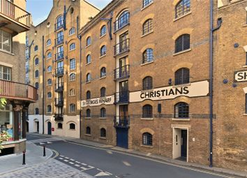 St. Georges Wharf, 6 Shad Thames, London SE1. 1 bed flat