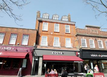 Thumbnail 1 bed flat to rent in Hall Place, St. Peters Street, St.Albans