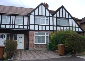 Thumbnail 3 bed terraced house for sale in Hibbert Road, Harrow