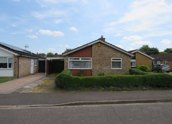Thumbnail 3 bed detached bungalow for sale in Overstone Court, Peterborough