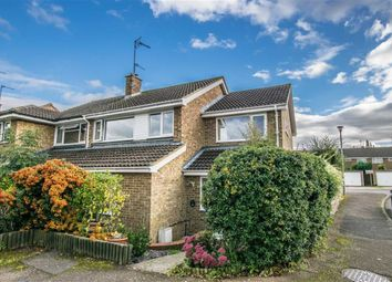 Thumbnail 4 bedroom semi-detached house for sale in Chandlers Way, Hertford
