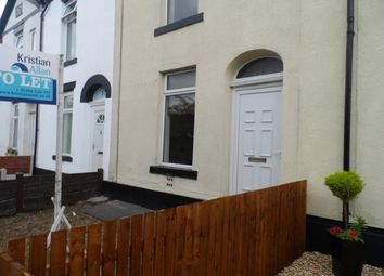 Thumbnail 2 bed terraced house to rent in Waterfold Lane, Bury