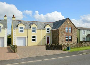 Thumbnail 5 bed detached house for sale in Beckfoot, Silloth, Wigton