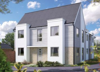"Thumbnail 3 bed property for sale in ""The Sheringham"" at Chivenor, Barnstaple"