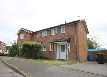 Thumbnail 1 bedroom end terrace house to rent in Sycamore Close, Poole