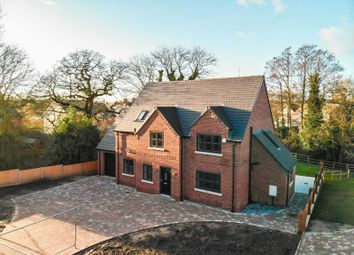 Thumbnail 4 bed detached house for sale in London Road, Holmes Chapel, Crewe