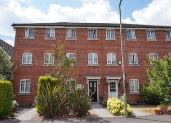 Thumbnail 4 bed town house for sale in Thyme Avenue, Fareham