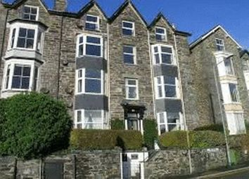 Thumbnail 2 bedroom flat to rent in Porkington Terrace, Barmouth